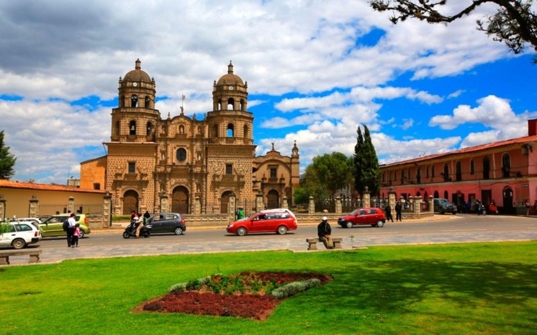 CITY TOURS CAJAMARCA